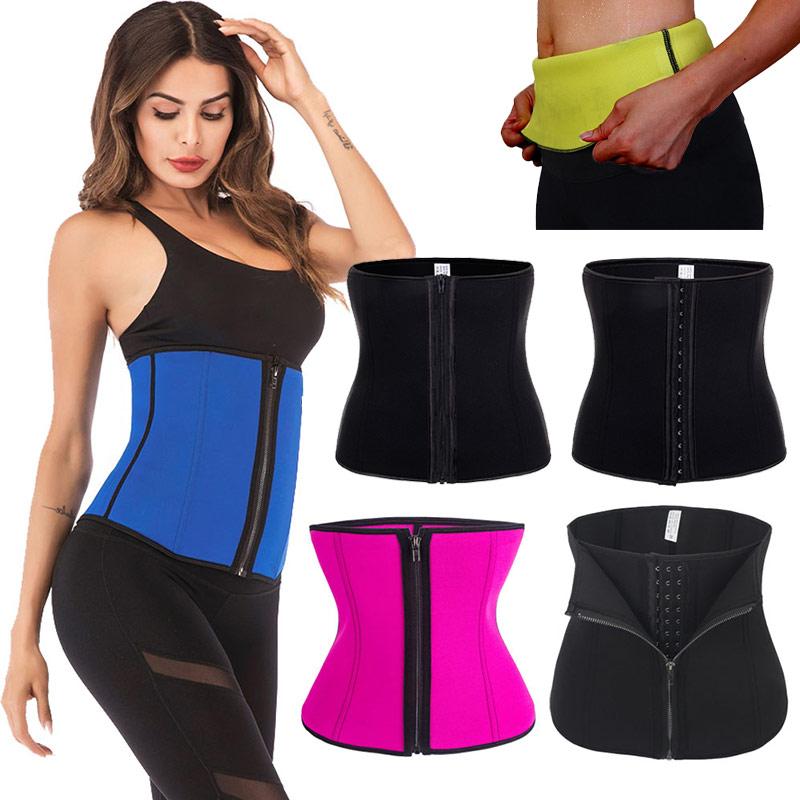 Neoprene Waist Trainer Women | Body Shaper Sauna Shirt | Skin Care Products