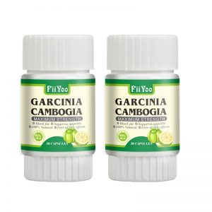 100% Pure Garcinia Cambogia Extract with HCA